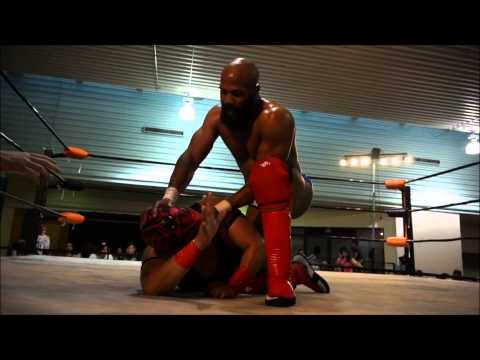 GALLI Champion: Bryce Benjamin vs. Dark Scorpion - 6/22/14