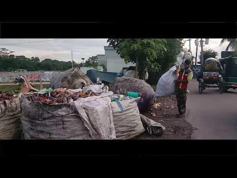 """GYVC 2018   Sadia, Bangladesh """"Bringing Worth To Waste""""   Green & climate friendly jobs thumbnail"""