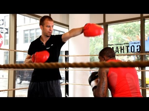 boxing instructions for beginners