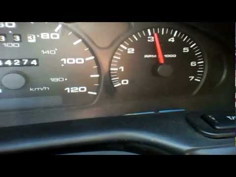 2002 Ford Taurus Wagon SEL Start Up. Quick Tour. & Rev With Exhaust View - 144K