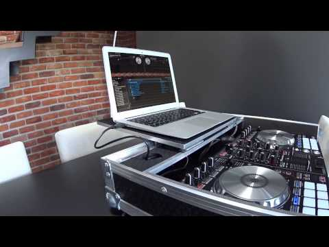Pioneer DDJ SR/SERATO DJ - Uplifting Trance short live set mixed by wavebeat