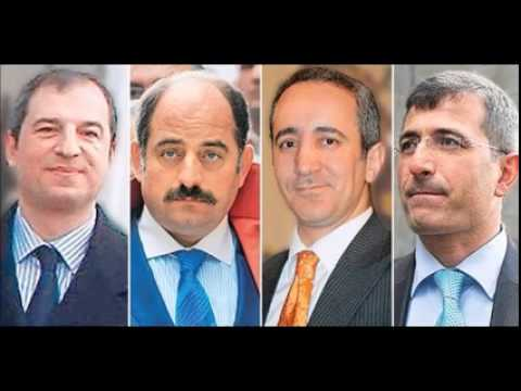 Top judicial officials of corruption probe to be tried in Supreme Court