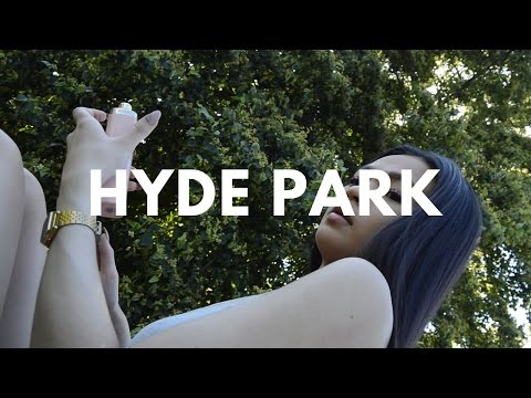 The HOTTEST DAY EVER AT HYDE PARK !!!