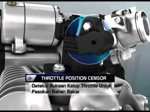 Teknologi Sepeda motor injeksi Honda PGM-FI.mp4