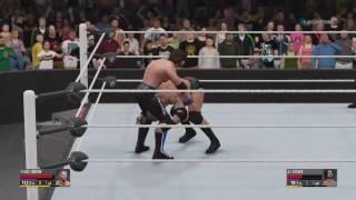 WWE Smackdown Live 2016 - Randy Orton VS AJ Styles Full Match HD