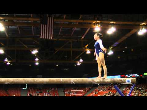 Veronica Hults - Beam - 2012 U.S. Secret Classic