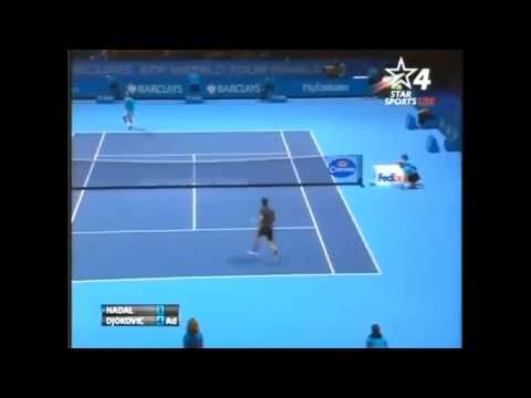 TOP 3 amazing Points ATP World Tour Finals 2013