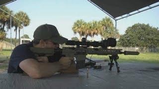 Knight's Armament LMG