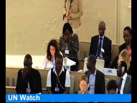 UN Watch Slams Uganda's Anti-Gay Law & Rights Abuses