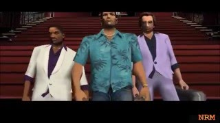Grand Theft Auto Vice City ( Scarface theme Tribute)