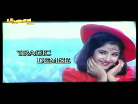 Remembering Divya Bharati! video