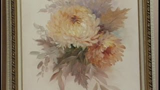 "The Beauty of Oil Painting, Series 1, Episode 7 ""Chrysanthemums"""
