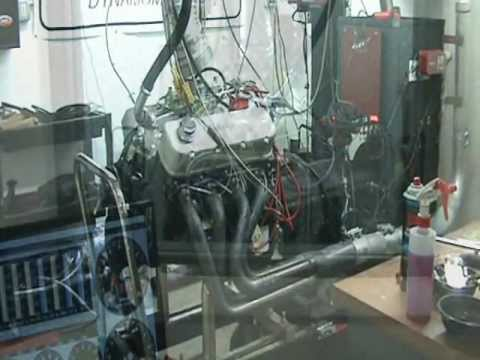Big Block Chevy 496 Stroker Engine Torque Monster