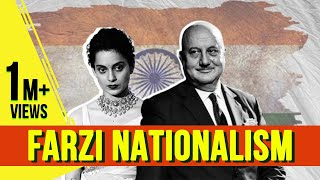 FAKE NATIONALISM OF BOLLYWOOD STARS - Ep.70 #TheDeshBhakt