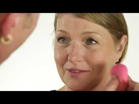 youthful and pretty: makeup tutorial video by robert jones