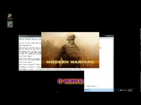 """Call of Duty Modern Warfare 2″ Cracked and Installed BY:FreeFPSTutorials (Free-Download)"