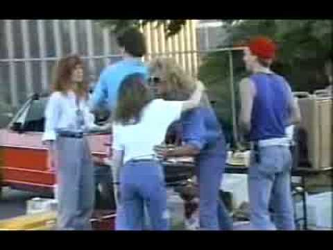 Whitesnake - Making of Trilogy with Tawny Kitaen Video