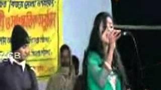 Bangla Village folk song at live concert