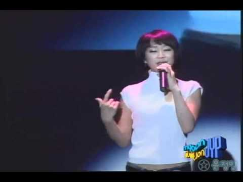Hyolyn's SISTAR - Pre-debut video (JYP audition)