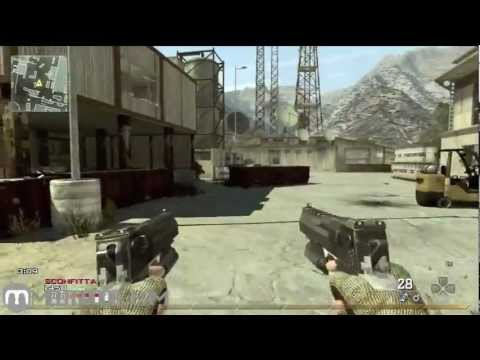 MW2: 2 Deagles in Live by JK