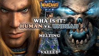 Grubby   Warcraft 3 The Frozen Throne   Human vs. Undead - Melting Valley