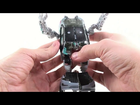 Video Review of the Transformers 3 Dark of the Moon (DOTM) ; Deluxe Class Jolt