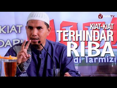 Ceramah Islam: Kiat-Kiat Terhindar Dari Riba - Ustadz DR. Erwandi Tarmizi, MA