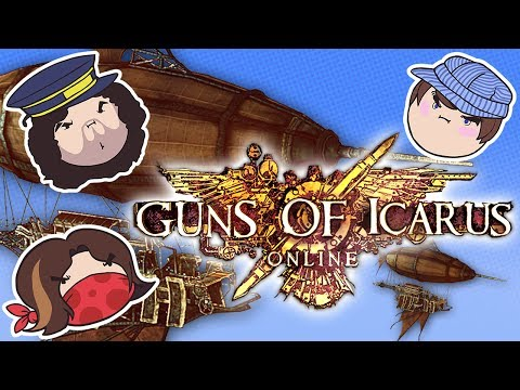 Guns of Icarus Online - Steam Train