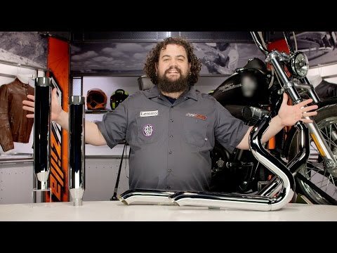 Bassani Exhaust for Harley Dyna & Softail Review at RevZilla.com