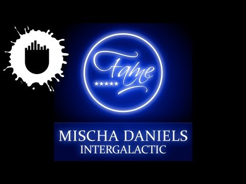 Mischa Daniels - Intergalactic (Cover Art)
