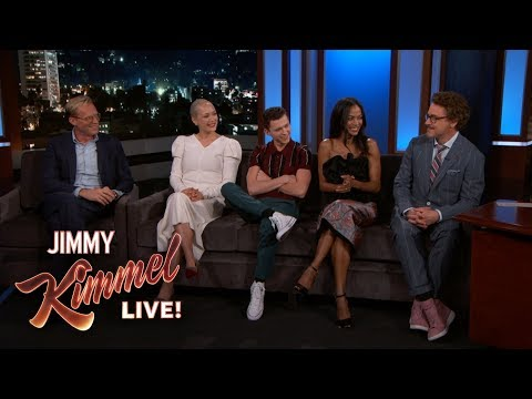 Avengers: Infinity War Cast on Premiere of the Movie