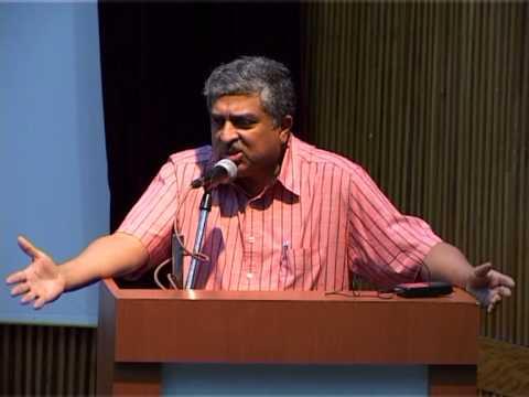Nandan Nilekani UIDAI speech