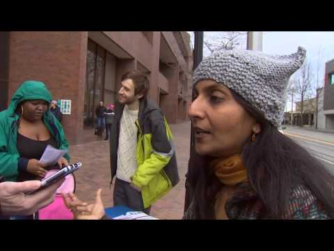 Kshama Sawant on protests against Pres. Trump