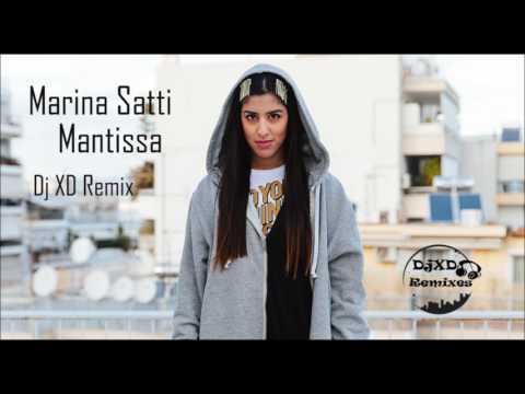 Marina Satti - Mantissa (Dj XD Remix)
