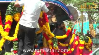 Actor Kumarimuthu Funeral