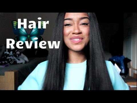 Brazilian Silk Top Review from Wow African