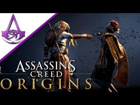 Assassin's Creed Origins #018 - Der Phylakitai - Let's Play Deutsch