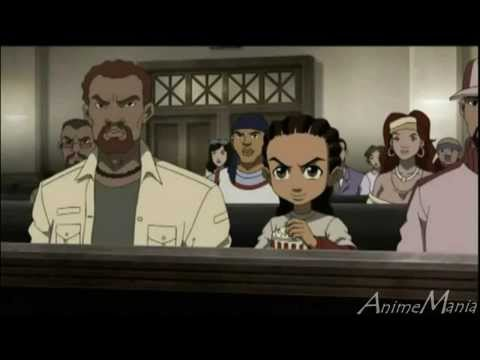The Boondocks - O Julgamento De R Kelly (dublado)  1º Temporada Episodio 2 video