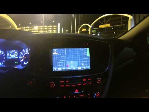 2014 Kia Optima SXL Night Time Review
