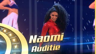NAOMI - Mercy // DanceSing // Audities