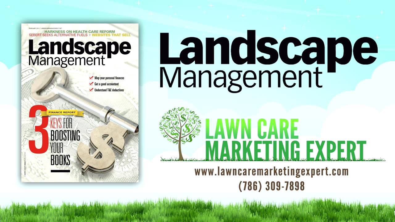 6 ways to make your lawn care websites sell
