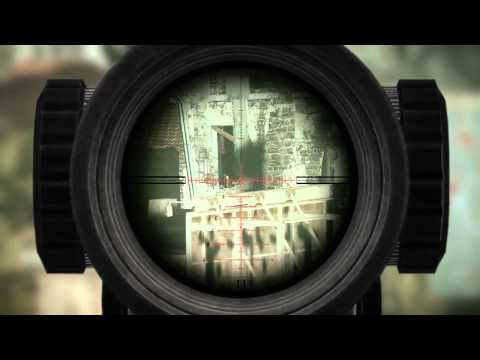 Sniper: Ghost Warrior 2 - Sarajevo Urban Combat Trailer TRUE-1080P QUALITY