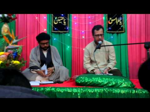 Abbas Teray Dar Sa Dunya By Hassan Jaffri video