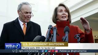 Pratik Chougule on Trump's proposal to end government shutdown
