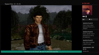 Shenmue Remaster Livestream Trying To Find More Clues Part 3