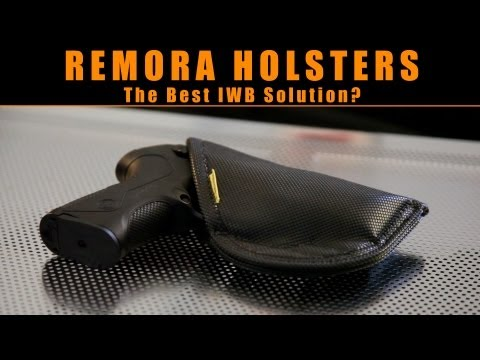 REMORA: World's Best IWB Holster?