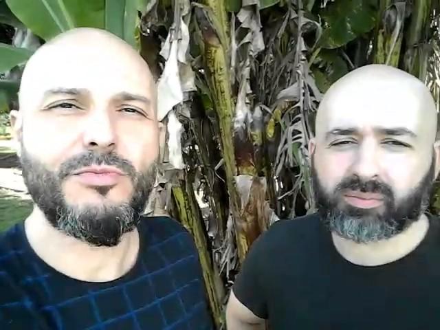 Um domingo na roça e um papo sobre a vida - Flavio e Leonardo Siqueira