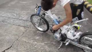 Underbone Drag-bike
