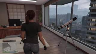 Grand Theft Auto V - The Thug Life: A Day at the Office