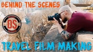 24 hours in Luxembourg | Travel Photography & Film Making | Behind the Scenes  VLOG
